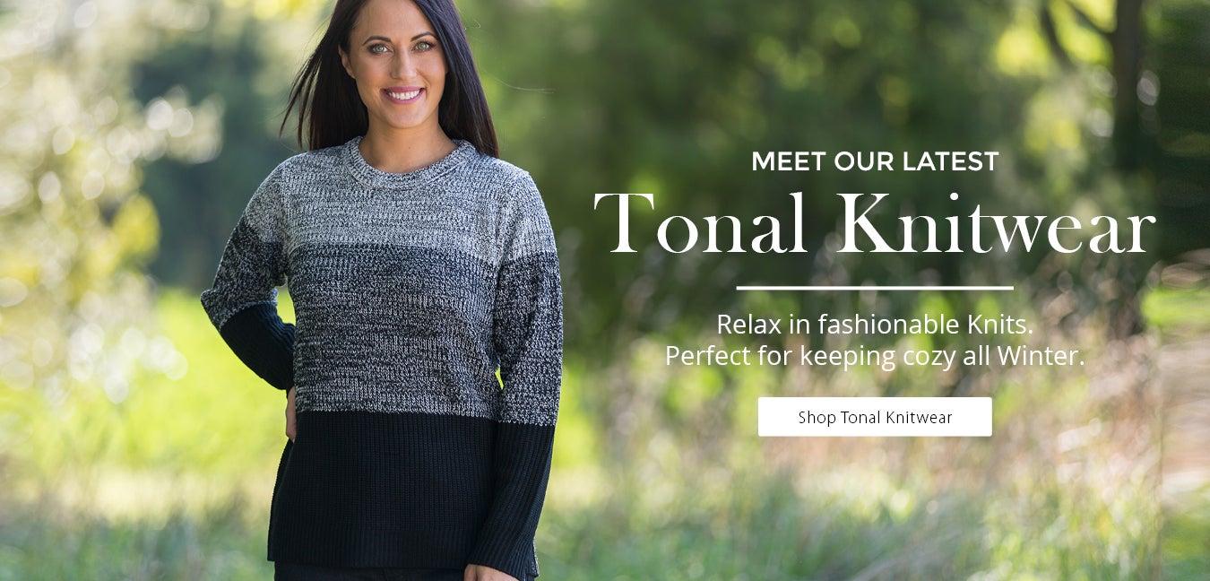 Tonal Knitwear