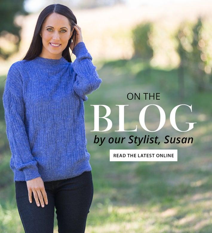 Susans Blog Purple