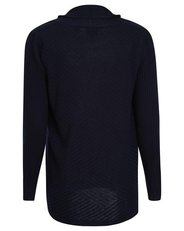 Fine Cozy Knitwear Cardigan