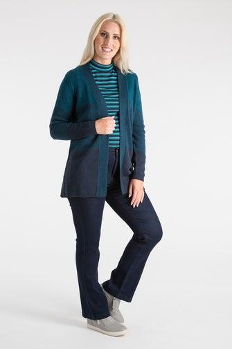 Tonal Marle Knitwear Cardigan