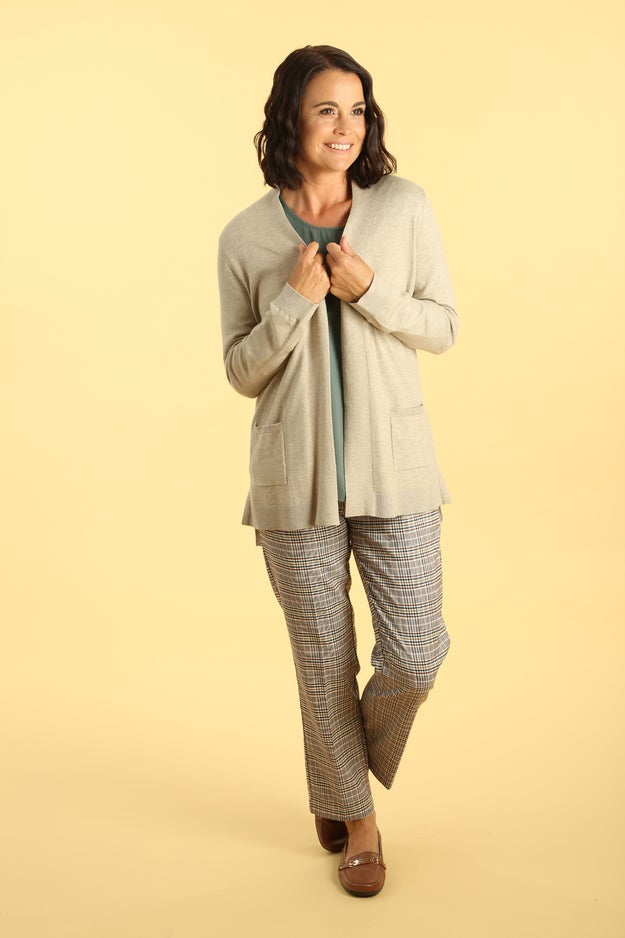 Luxe Knitwear Cardigan