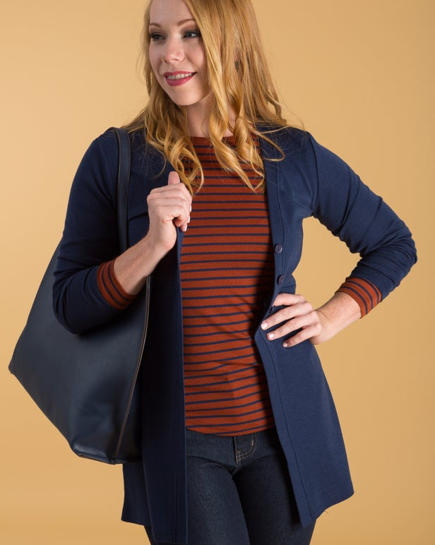 Merino Rich Fashion Cardigan