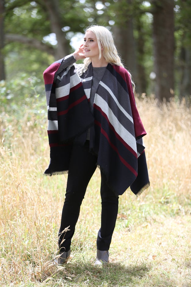 Light Layer Poncho