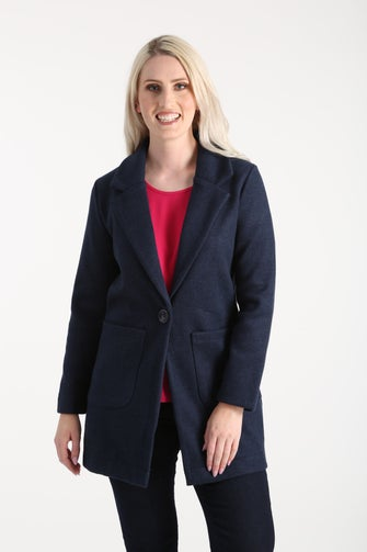 Fashion Knit Coat