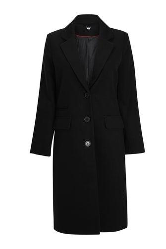 Plain Outer Coat