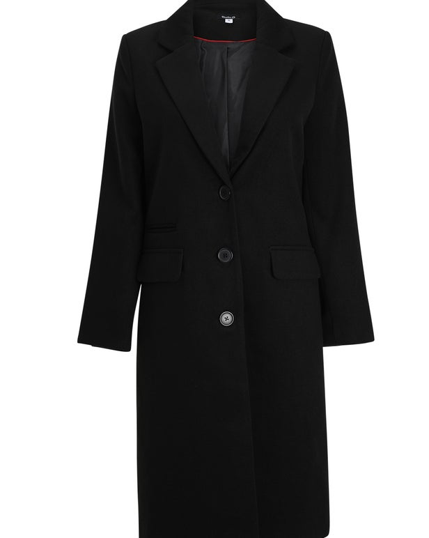 Plain Outer Coat