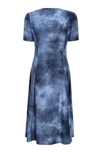 Slinky Knit Dress