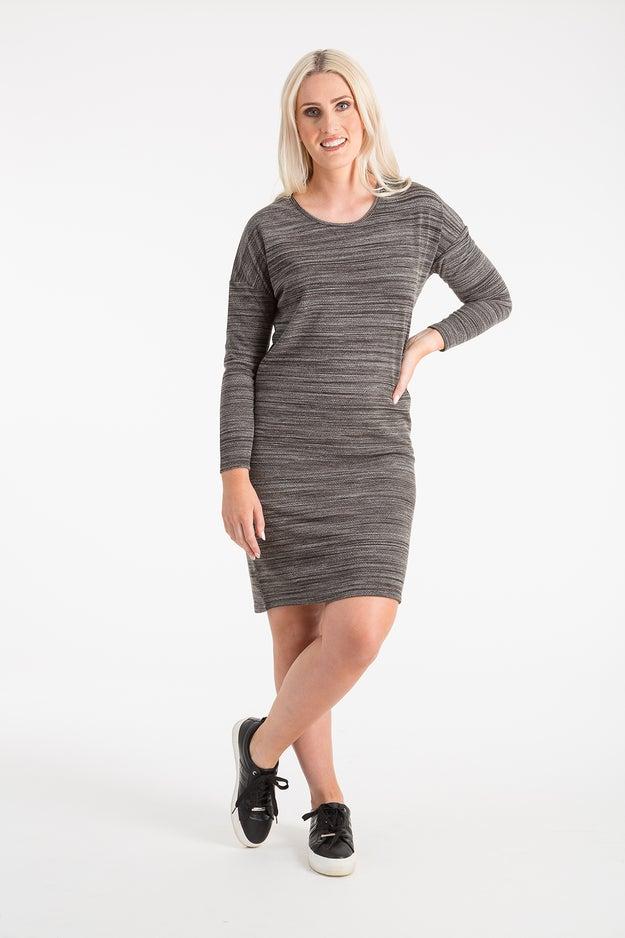Textured Marle Dress