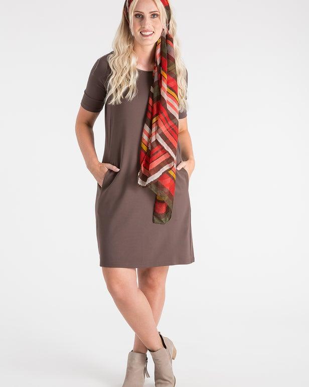 Ponti Dress