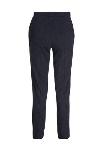 Relaxed Jacquard Ponti Extra Short Pant