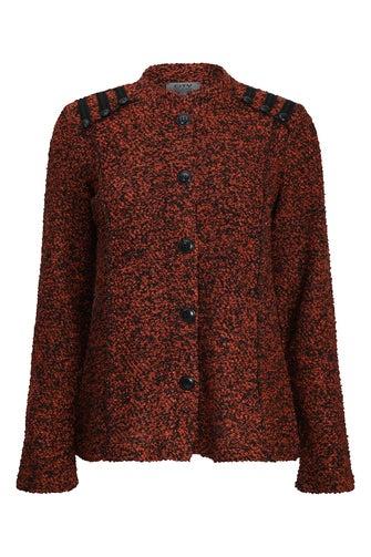 Tonal Boucle Jacket