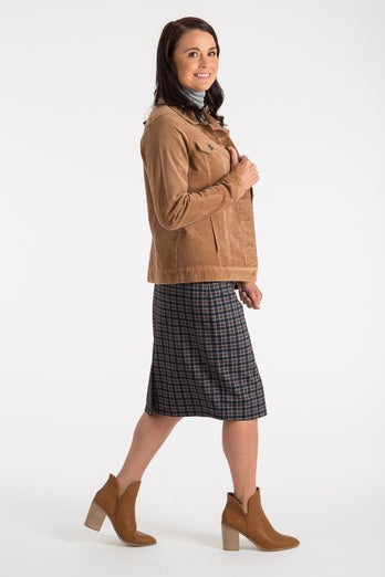 Stretch Cord Jacket