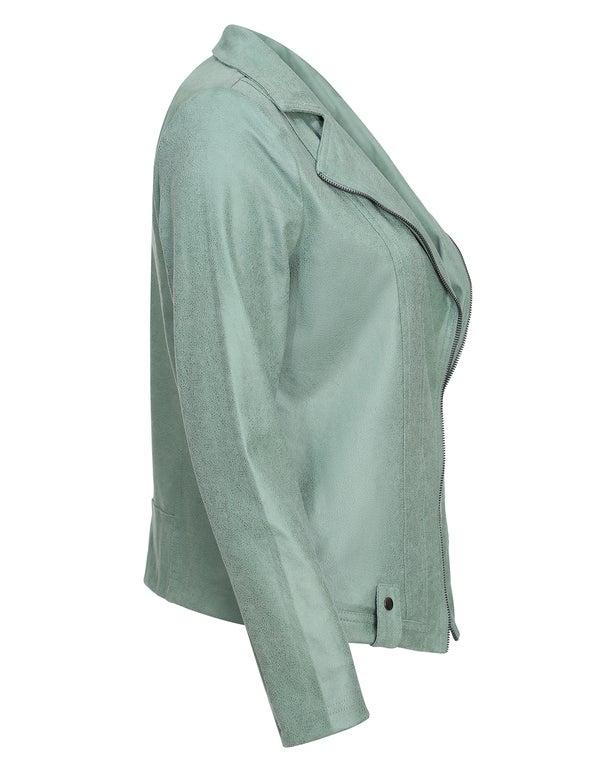 Crackle Pu Jacket