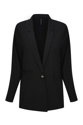 Soft Stretch Twill Jacket