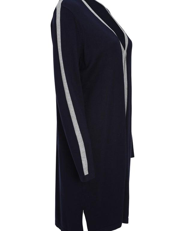 Viscose Rich Knitwear Jacket