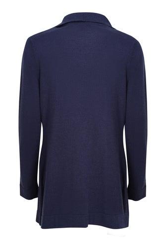 Luxe Knitwear Knit Jacket