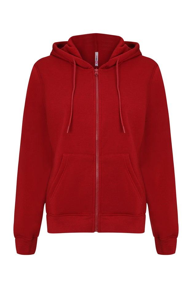 Brushed Fleece Jacket