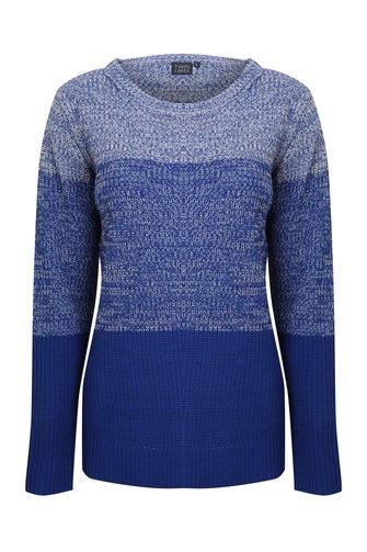 Tonal Marle Knitwear Jersey