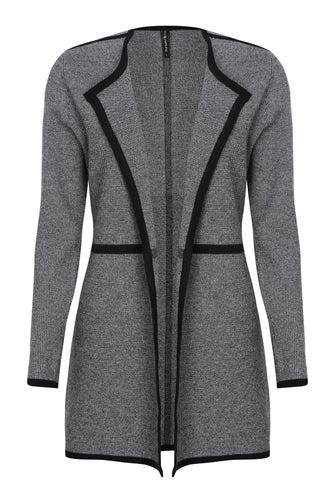 Soft Fashion Knit Coat