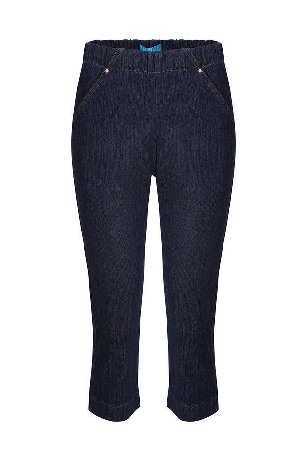 Signify Denim Mid Calf Jean