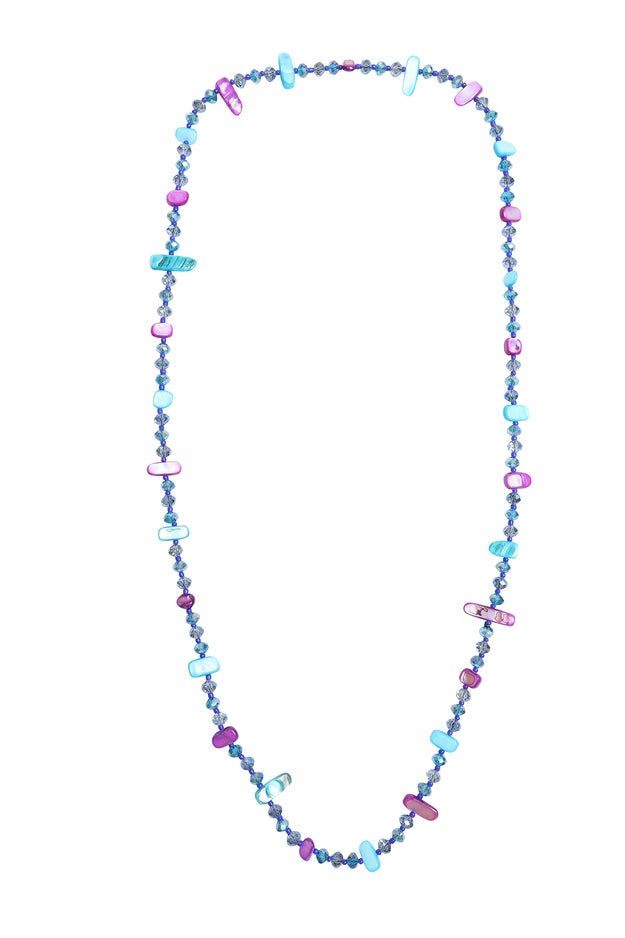 Colour Beaded Necklace