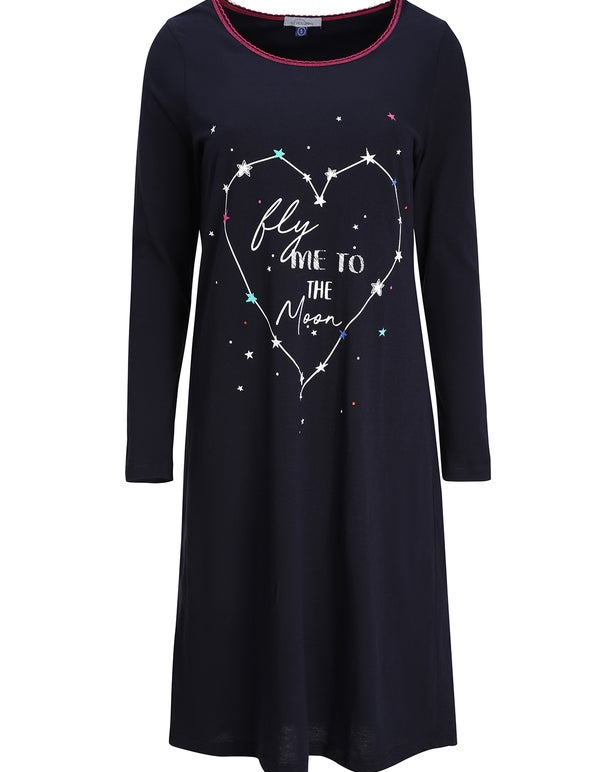 100% Cotton Sleepwear Nightie