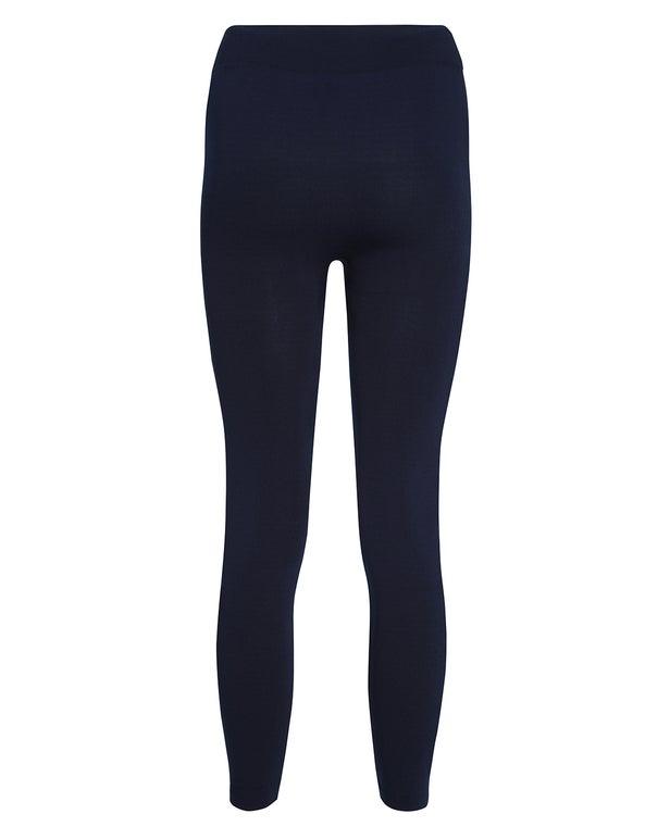 Seamless Plush Short Legging