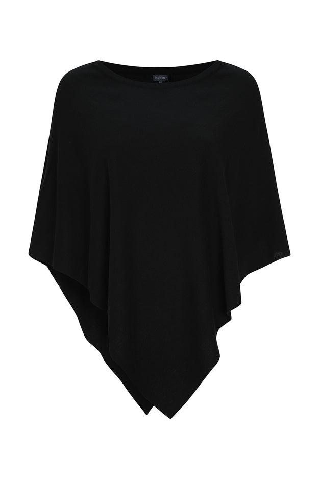 Ultra Soft Knitwear Poncho