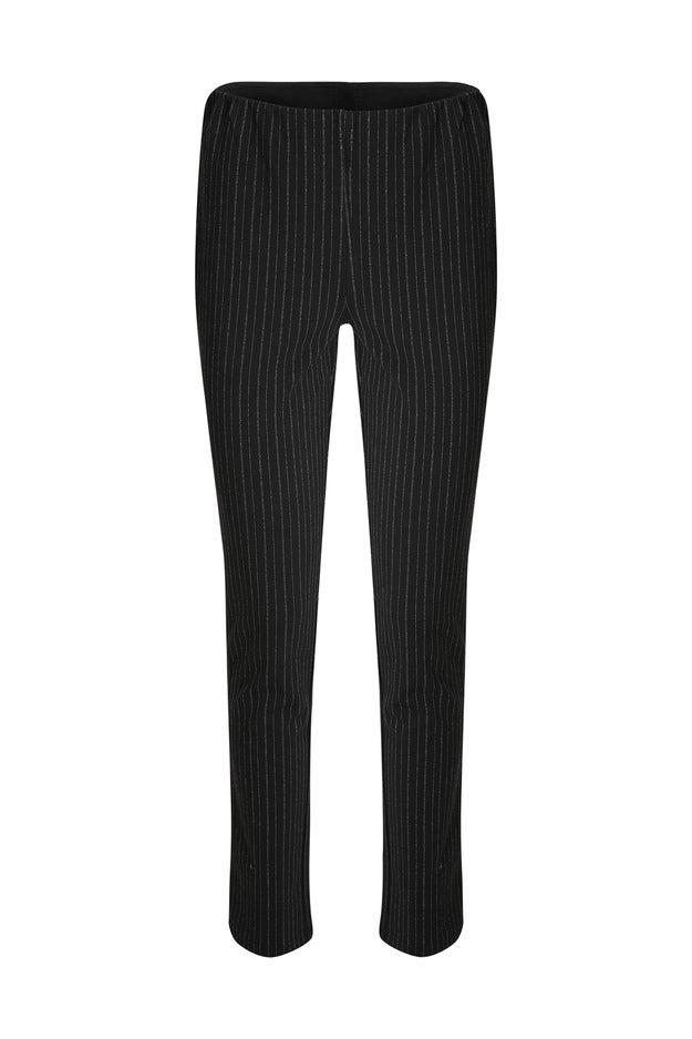 Jacquard Ponti Regular Pant