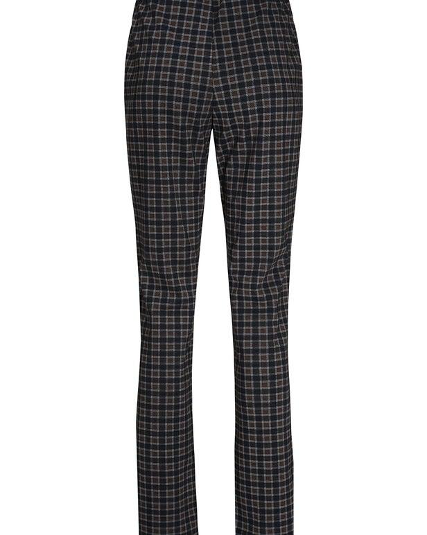 Printed Ponti Regular Pant