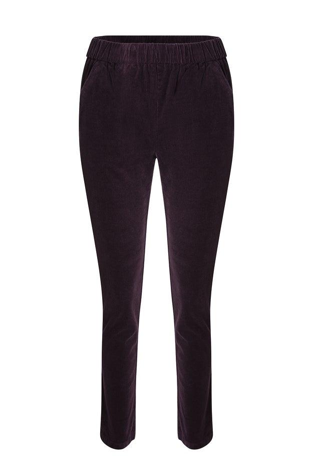 Stretch Cord Regular Pant