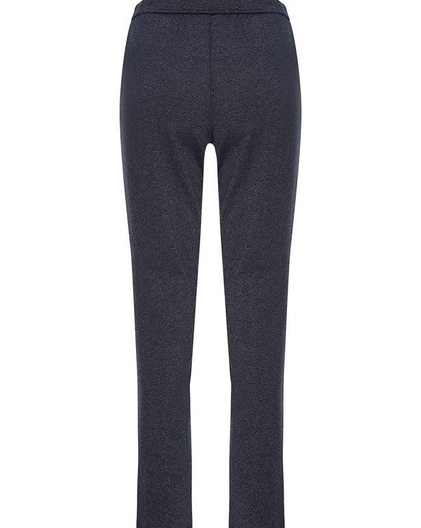 Relaxed Ponti Regular Pant