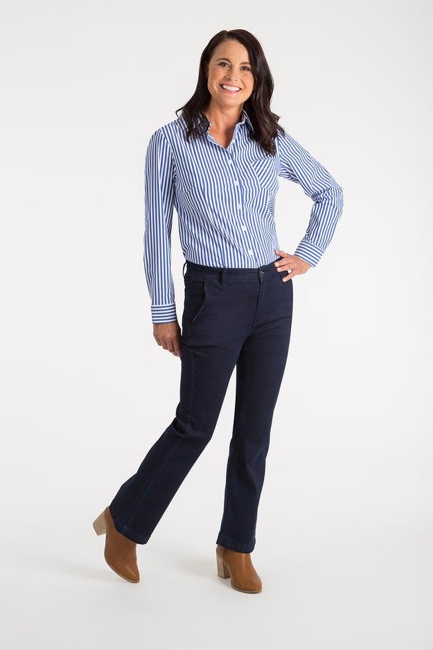 Cotton Rich Stretch Shirt