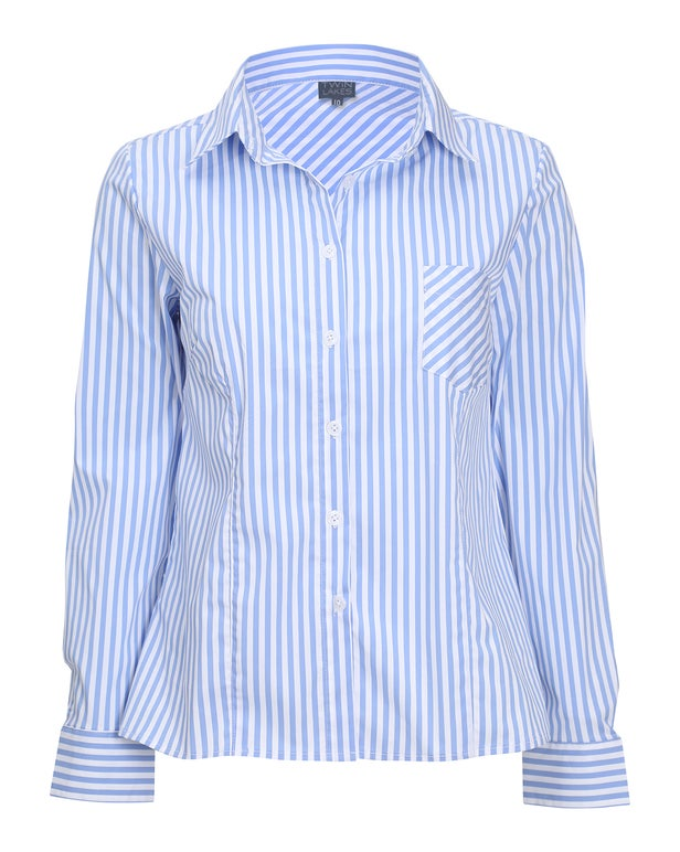 Cotton Rich Stretch Shirt