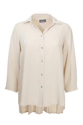 Evening Drape Shirt