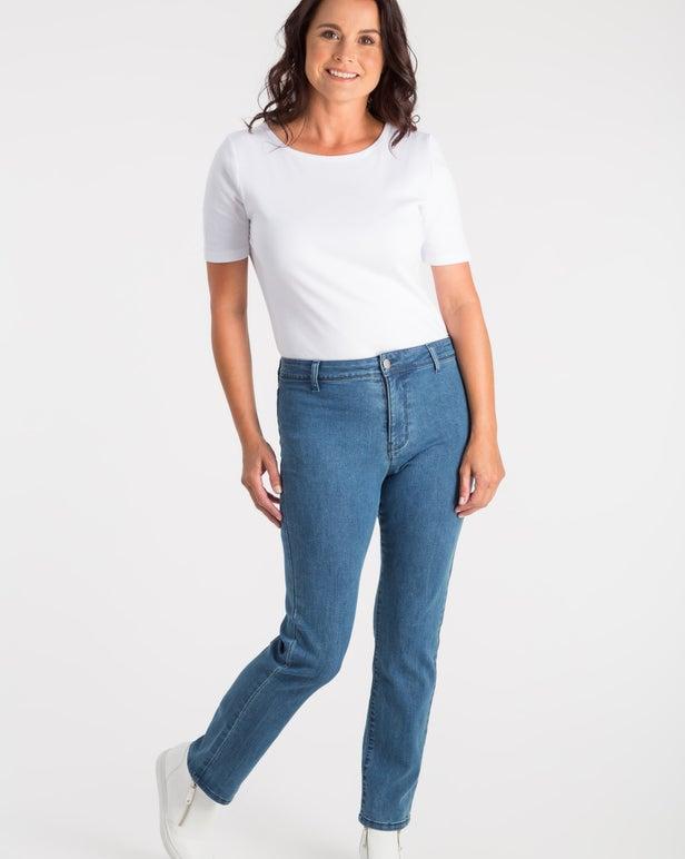 Value Denim Short Jean