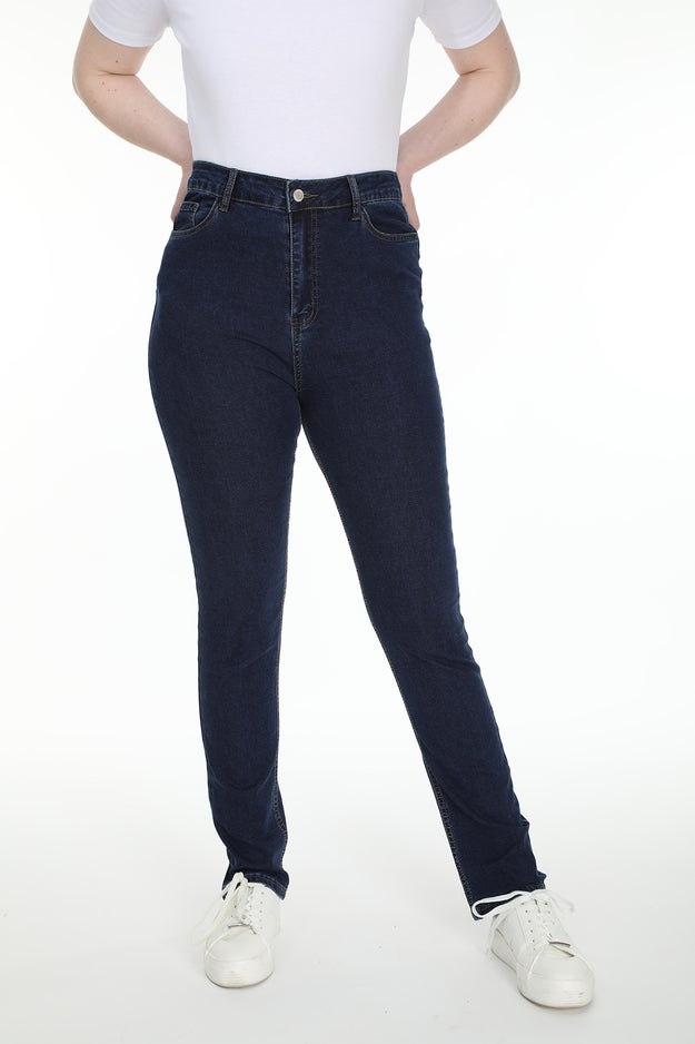 Tapered High Rise Short Jean Wonder Denim