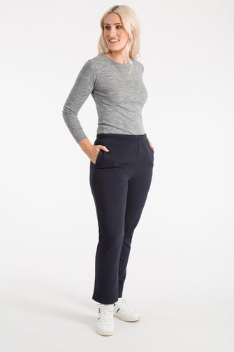 Poly Cotton Fleece Short Pant