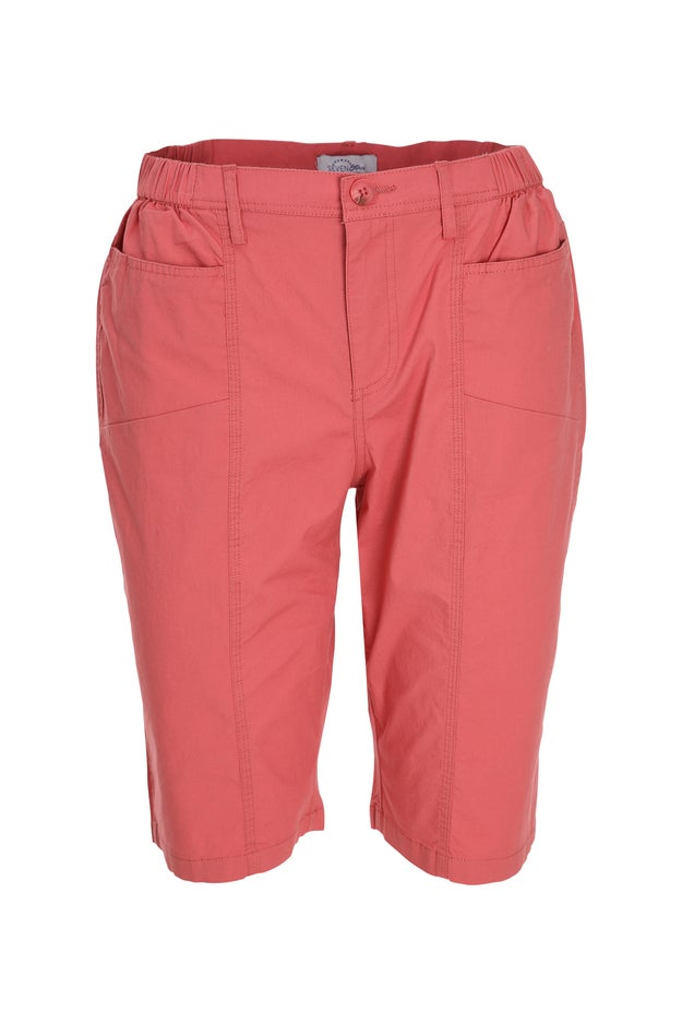 Micro Cotton Shorts