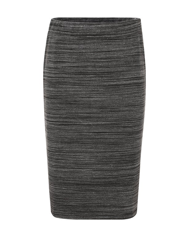 Textured Marle Skirt