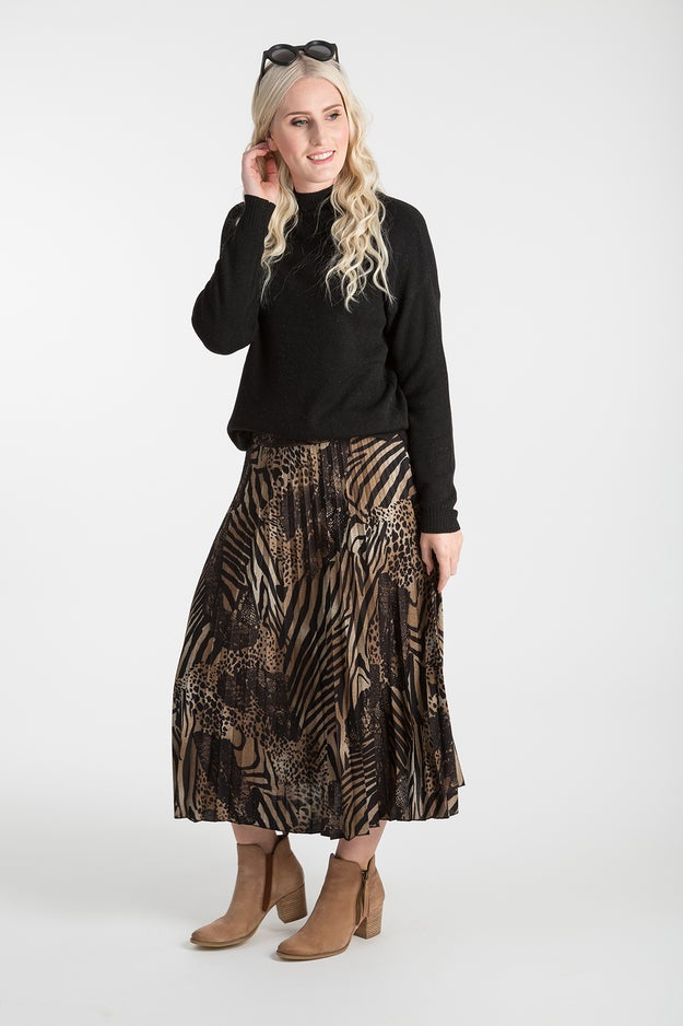 Warm Touch Skirt