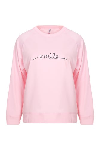 Unbrushed Fleece Sweatshirt