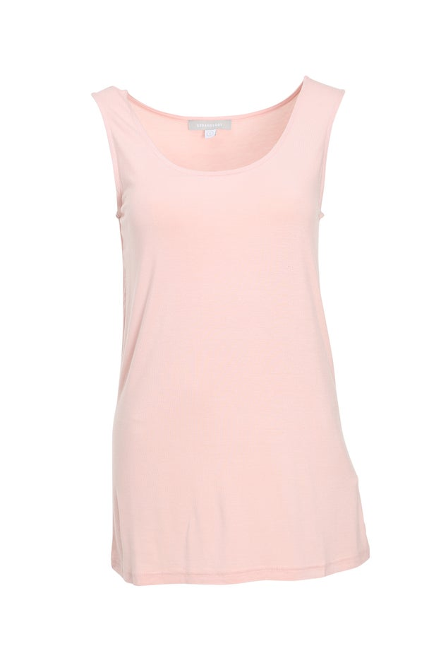 VISCOSE STRETCH BASICS TANK