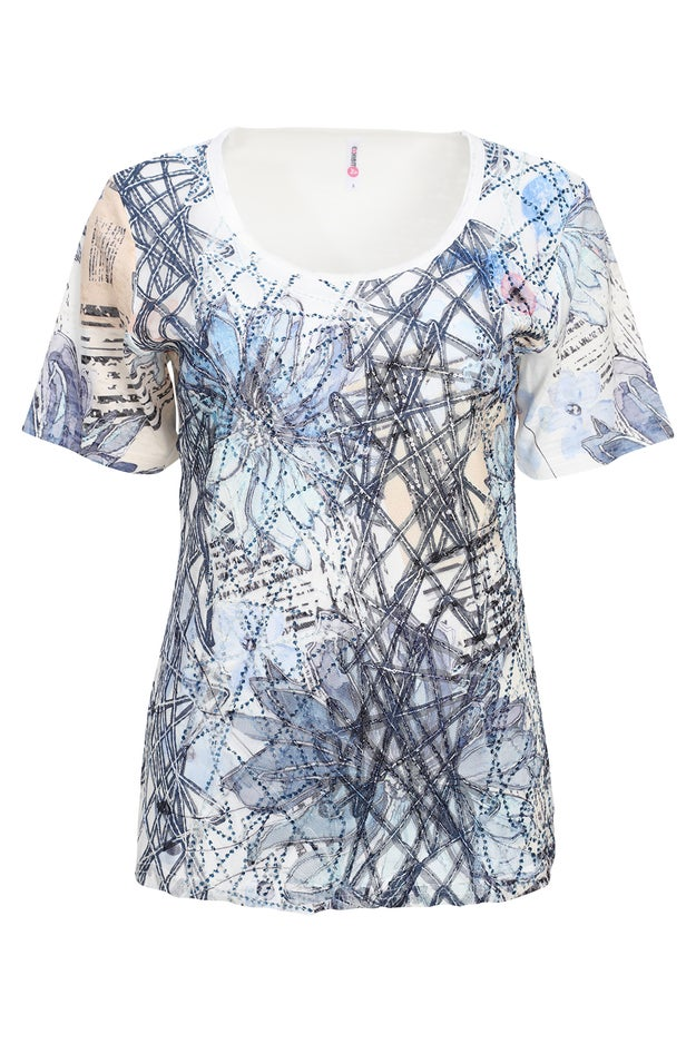 Digital Print Top