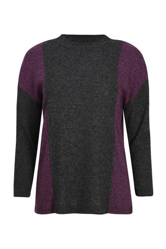Marle Knit Top