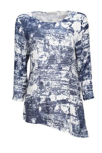 Printed Knit Tunic