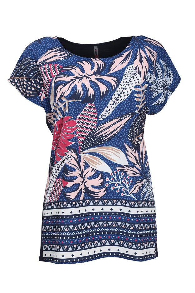 Digital Print Tunic