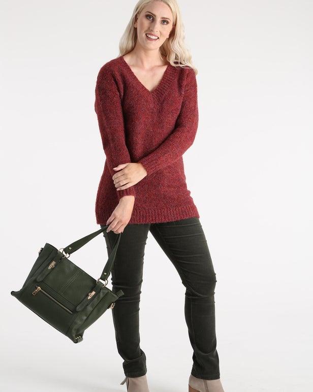 Specialty Knitwear Tunic