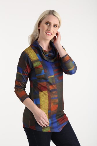 Warm Touch Tunic