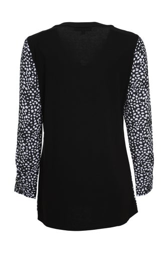 Textured Georgette Tunic